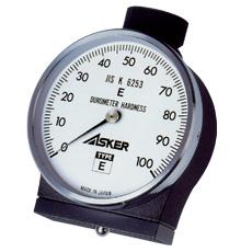 Asker橡胶硬度计E型